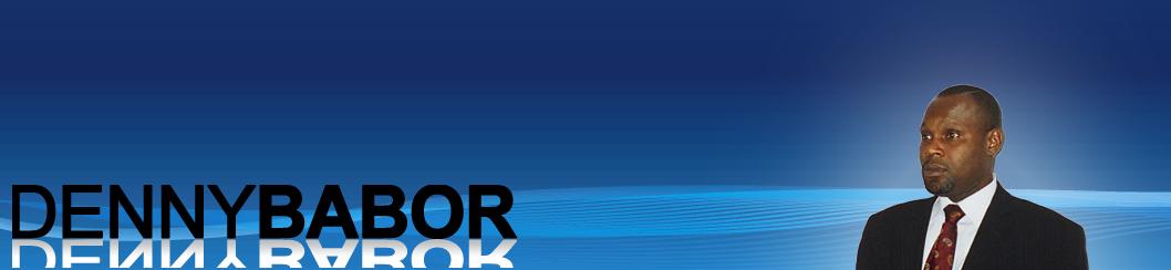 Denny Babor Website